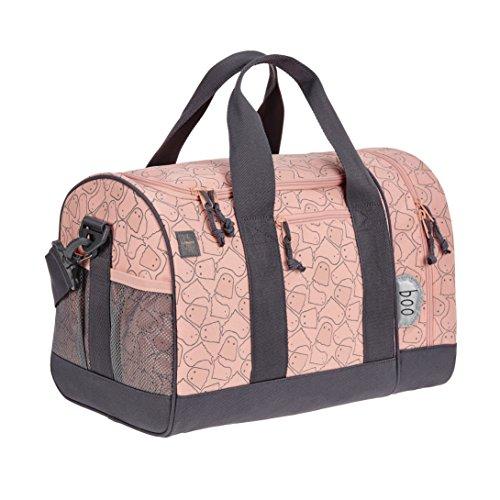 LÄSSIG Sporttasche Mädchen Kinder Sportbeutel mit Umhängeriemen / Mini Sportsbag, Spooky