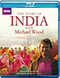 The Story of India with Michael Wood [Blu-ray] [Region Free]