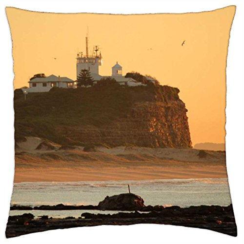 sunrise-over-nobbys-lighthouse-throw-pillow-cover-case-18