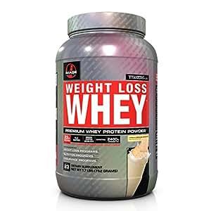 Image Sports Pro Grade Weight Loss Whey Protein Powder, Vanilla Graham Cracker, 1.97-Pound