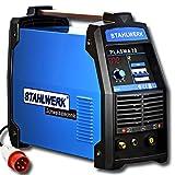 STAHLWERK CUT 70 S Pilot - Plasmaschneider 70 Ampere bis 25 mm Schneidleistung, für lackierte Bleche & Flugrost geeignet, 5 Jahre Herstellergarantie