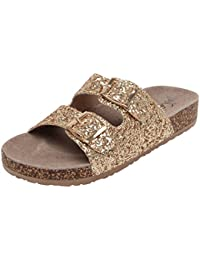 b99d3f4604d6 Gold Women s Fashion Sandals  Buy Gold Women s Fashion Sandals ...
