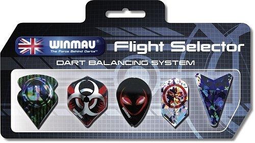 "Dart-Fly Winmau Fly-Display ""Flight Selector"""