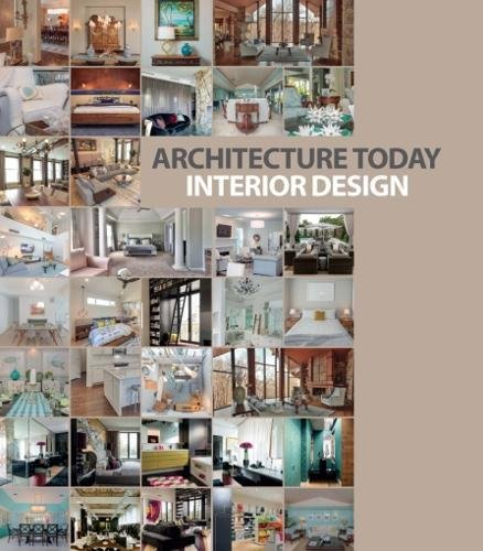 Architecture Today: Interior Design 2018 par Oscar Asensio