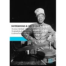 Carnet de Musique Notebooks & Journals, Marshall (Jazz Notes Collection) Extra Large: Couverture souple (17.78 x 25.4 cm)(Carnet à musique, Cahier de musique)