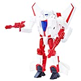 #9: Transformers Generations Cyber Battalion Series Jet Fire, White
