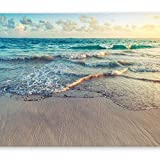 murando - Fotomurali Spiaggia Mare 400x280 cm - Carta da parati sulla fliselina - Carta da parati in TNT - Quadri murali - Nature Paesaggio c-B-0358-a-a