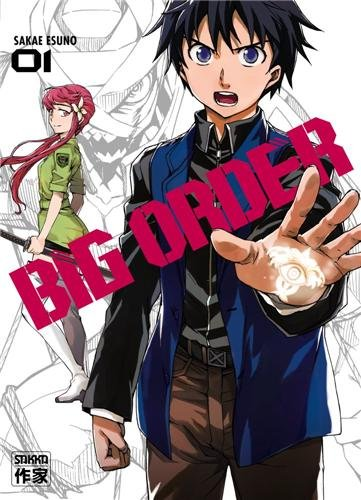 Big Order Edition simple Tome 1