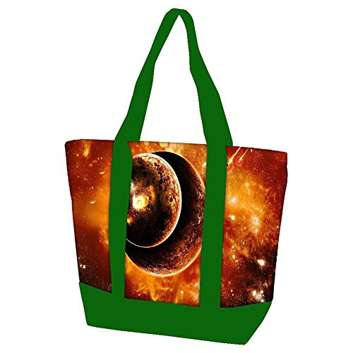 snoogg-solar-eclipse-22-heavy-duty-canvas-bag-with-shoulder-strap-zippered-top-closure-double-stiche
