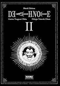 Death note black edition 2 par Tsugumi Obha