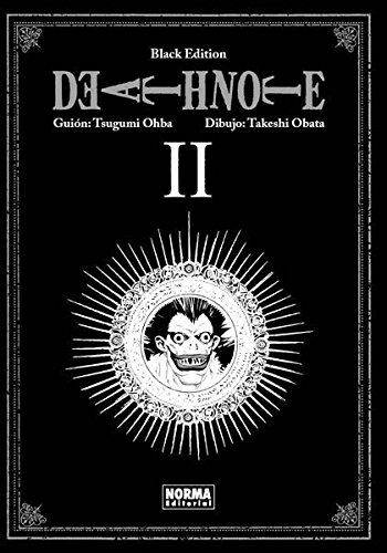 Death note black edition 2 (CÓMIC MANGA) thumbnail