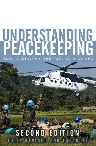 Understanding Peacekeeping by Bellamy, Alex J. Published by Polity 2nd (second) edition (2010) Paperback
