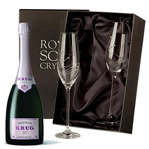 krug-rose-champagne-with-swarovski-crystal-flutes-nv-75-cl