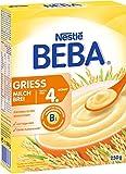 Beba - Milchbrei Grieß Babybrei Babykost - 250g