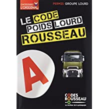 Code Rousseau poids lourd 2017
