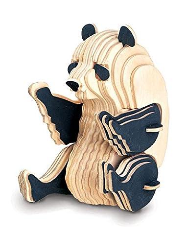Panda QUAY Woodcraft Construction Kit