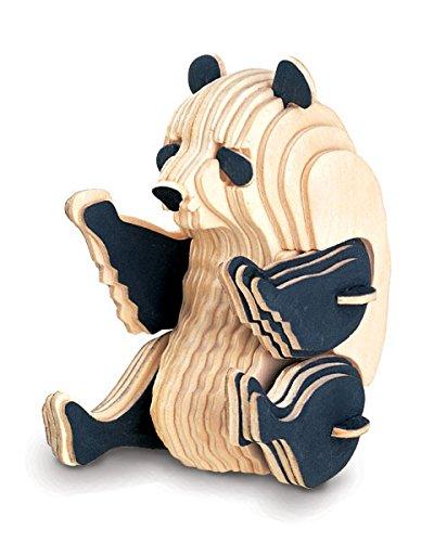 Panda QUAY Holzkonstruktion Kit FSC (Panda Kit)
