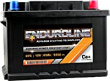 075 Enduroline Autobatterie 63Ah