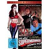 Die drei Supermänner räumen auf / Kultfilm mit den Kommissar X-Stars Brad Harris und Tony Kendall
