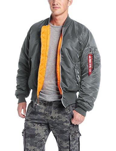 9c6d824131386 Alpha Industries Men s MA-1 Flight Bomber Jacket