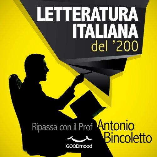 Letteratura italiana del '200  Audiolibri
