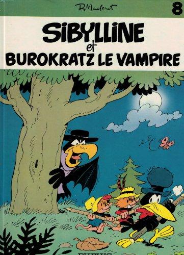 Sibylline, tome 8 : Sibylline et Burokratz le vampire