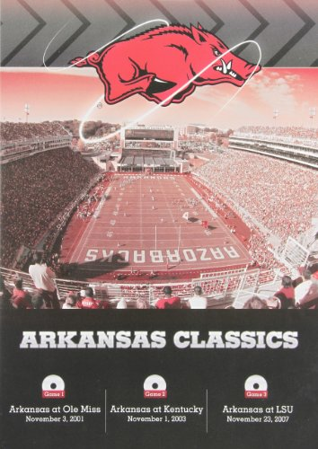 Preisvergleich Produktbild Arkansas Sec Classics (3pc) / (Box) [DVD] [Region 1] [NTSC] [US Import]