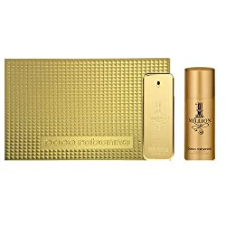 Paco Rabanne 1 Million Set For Men, 100ml Edt + 150ml Deodorant