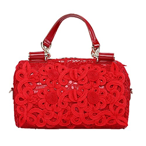 Mme Sac à Main Vraiment Pi Leisi red