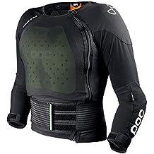 POC Spine VPD 2.0 Jacket - Protección espalda unisex, color negro, talla XL-XXL