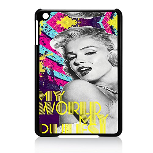 4 Hülle Monroe Ipad Marilyn (iPad Mini 4 Generation 4 Back Schutzhülle Case Cover – hot10118 Marilyn Monroe)