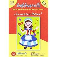 sabbiarelli 100al0550–Album Les masques italiennes