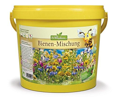 N.L.Chrestensen BIG Eimer-Ein Paradies für alle Insekten, Bienenweide, Bienenfreundliche Mischung Blumensaatgut, Mehrfarbig