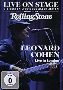 Leonard Cohen - Live in London: Live on Stage