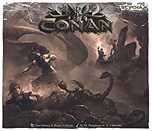 Conan Board Game Monolith Stygia Stygian Expansion