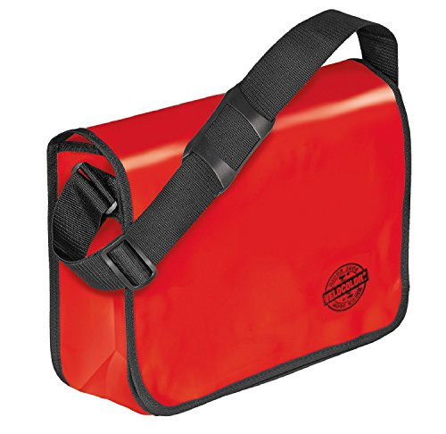 VELOFLEX Borsa Messenger, rosso (Rosso) - 10100933 rosso