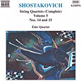 Shostakovich: String Quartets [Complete], Vol. 5