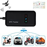 Vehicle GPS Tracker Real-time Locator GPS/GSM/GPRS/SMS Tracking Device Motorcycle Car Bike Anti Theft