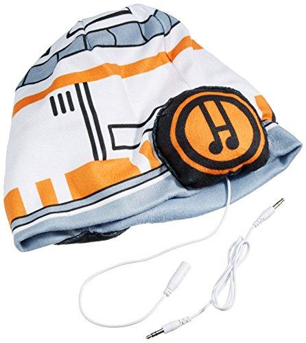 Star Wars 720442SW4 - Kopfhörer-Mütze BB-8, Lern und Experimentierspielzeug
