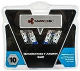Maxxlink QUADRAtwist RCA Cable