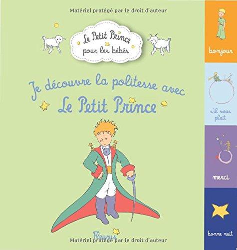 Je découvre la politesse avec Le Petit Prince por Fleurus