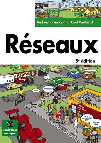 Réseaux 5e édition par Andrew Tanenbaum