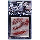 Spirit Zombie Bloody Multi cicatrices