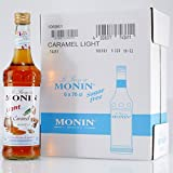 Monin Caramel Sirup light (6 x 0,7L)