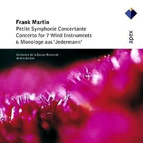 Martin : Concerto for 7 Wind Instruments : I Allegro
