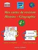 Mes cartes de révision Histoire - Géographie 4e...