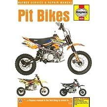 Pit Bikes (Haynes Service & Repair Manual)