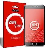 nandu I ZenGlass Flexible Glas-Folie für Meizu M5 Note Panzerfolie I Bildschirm-Schutzfolie 9H I (Kleiner Als Das Gewölbte Bildschirm)
