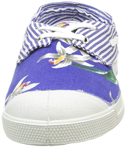 Bensimon Damen Tennis Bateau Orchid Sneaker Blau - Bleu (532 Bleu) IVJlvu
