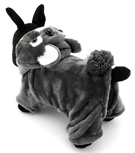 ranphy Kleine Hunde Fleece Koala Kostüm Party Halloween Fancy Dress Cosplay Pet Katzen Kleidung